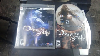Demons Souls Completo Para Play Station 3