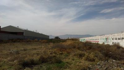 Terreno Zona Industrial Tláhuac Mexico Df Cdmx (7,500 M2)