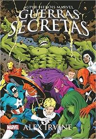 Livro Guerras Secretas - Volume 8 - Marvel