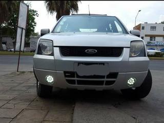 Ford Ecosport Faros Led 27w Blancos 2 Pzas