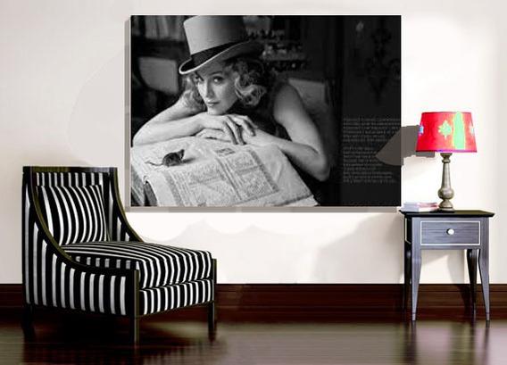 Quadro Decorativo Madonna (modelo10)