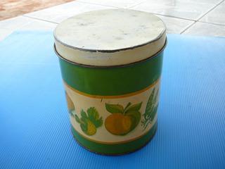 Lata Antiga - Anos 50 - Original