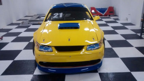 Mustang 2000 - Carreras - Campeonato Mustag - Motor Ford 351