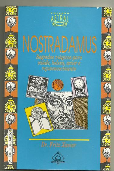 Nostradamus - Coleção Astral - Livro