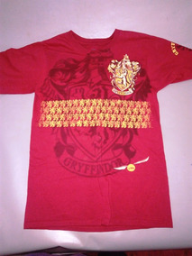 Camiseta Gryffindor - Harry Potter - Cod La40