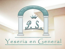 Trabajos De Yeseria - Ps Maestro Yesero - Pres. Sin Cargo