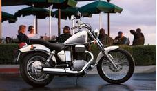 Motocicleta Suzuki Chopper Custom Boulevard S40 V Star Rebel