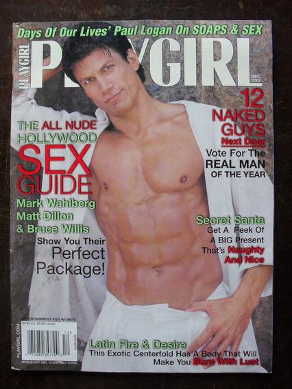 G Magazine Playgirl Magazine - Dez/2001
