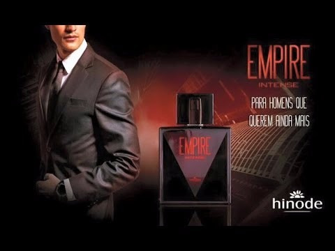 Perfume Hinode Empire, Perfume Masculino, Empire Intense