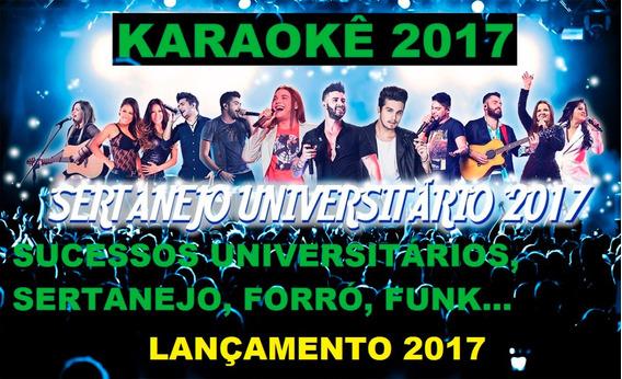 Cante Já Musicas Sertanejo Universitário 2017 Frete Grátis