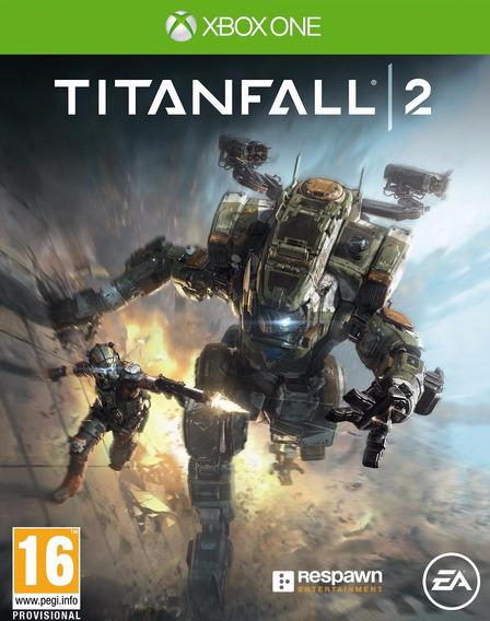 Jogo Mídia Física Titanfall 2 Original Para Xbox One