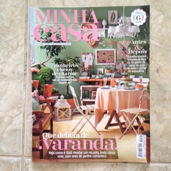 Revista Minha Casa 73 Maio 2016 Banheiros Cheios De Charme