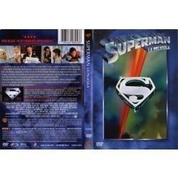 2 Dvd Original Superman 1 La Pelicula Edic. Coleccion