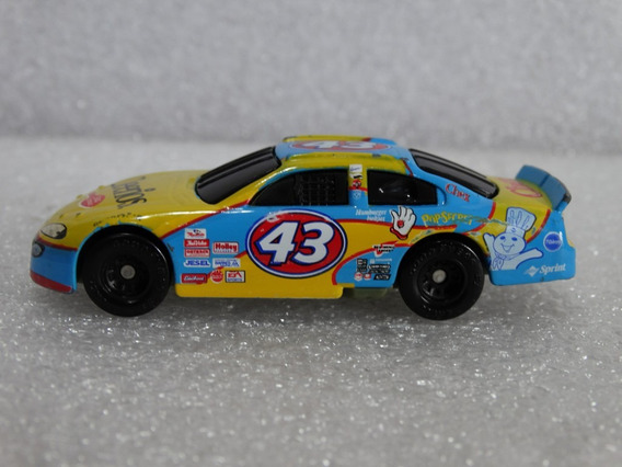 Nascar Dodge John Andretti # 43 Cheerios - Escala 1:64 Loose