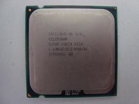 Processador Intel Celeron 420 512k Cache, 1.60ghz, 800mhz
