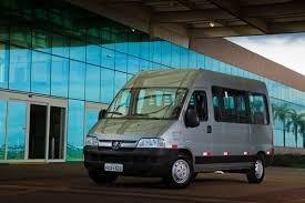 Imagem 1 de 3 de Aluguel De Vans Para Transporte De Passageiros