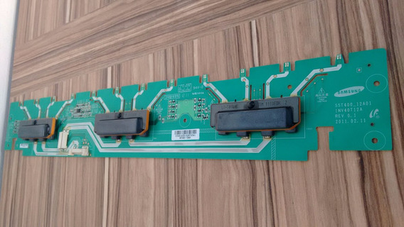 Placa Do Inverter Samsung Sst400_12a01 - Modelo Ln40d550