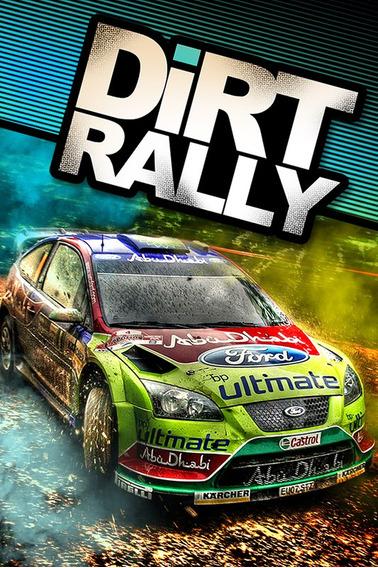 Dirt Rally Em Portugues ( Mídia Física )