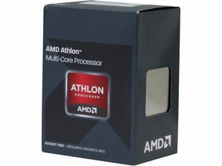 Procesador Amd Athlon X2 370k A 4.0 Ghz (hasta 4.2 Ghz), Soc