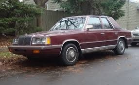 Manual De Despiece Chrysler Lebaron 1982-1988 Envio Gratis