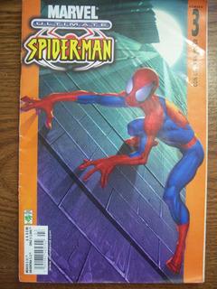 Ultimate Spider Man #3 Editorial Vid Marvel Comic Spiderman
