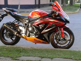 Suzuki Gsxr 600cc 2009