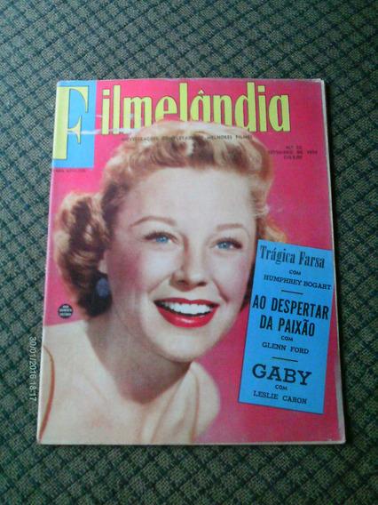 Filmelandia N. 22 Setembro De 1956 - Leia O Anuncio ...