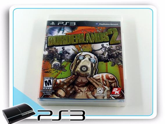 Ps3 Borderlands 2 Original Playstation 3