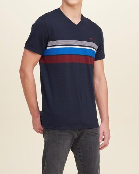 Camiseta Importada Hollister Masculina Polos Casacos Tommy