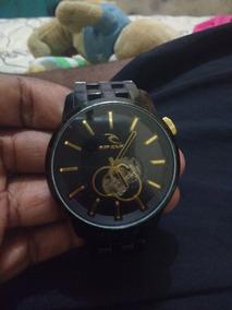 Relógio Rio Curl Detroit Preto