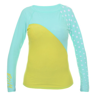 Camiseta Feminina Roxy Lycra Optic Nature - Cor: Verde - P