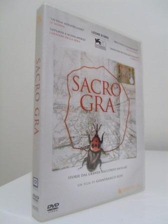Dvd - Sacro Gra - Gianfranco Rosi - Original, Importado