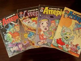 A Turma Do Arrepio (4 Revistas)