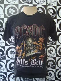 dd9511565b Camiseta Ac Dc - Hells Bells - I Got My Bell