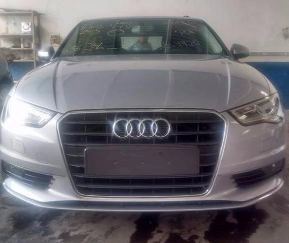 Sucata Audi A3 Sedã 2015