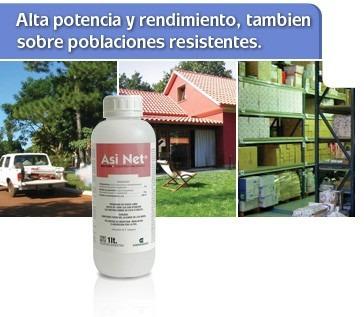 Insecticida Asinet  X 1l. Envio Gratis Cap. Fumigacion