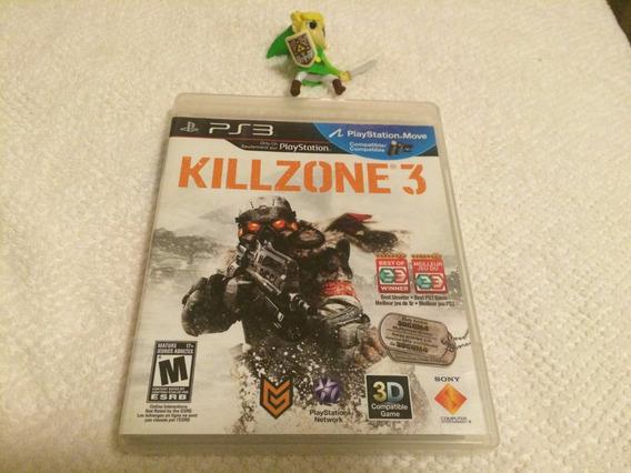 Killzone 3 Compativel Com Playstation Move E 3d