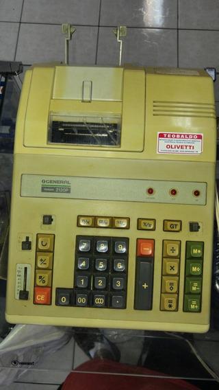 Caculadora De Mesa General 2120p Para Colecionador