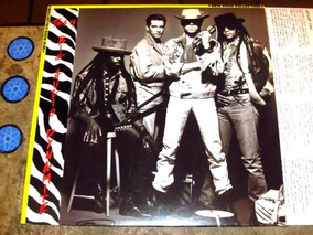 Lp Big Audio Dynamite - This Is (1985) C/ Jones ( Clash )