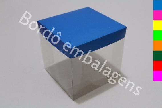 50 Caixas Caneca Lembrancinhas Brindes 10x10x10 Colorida