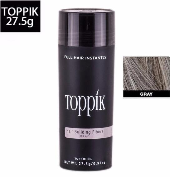 Toppik Queratina Em Pó Toppik Hair Cor Gray (grisalho) 27.5g