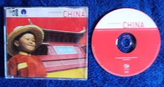 Cd Original - A Música Da China - A Musica Do Mundo