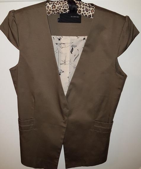 Chaleco De Vestir Desiderata