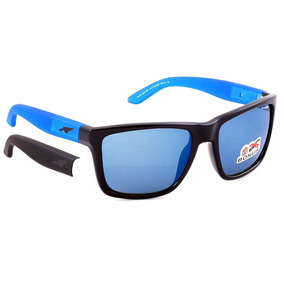 2377676b3f Arnette Witch Doctor Black / Blue- Blue Mirror An4177 222555