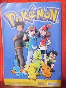 Album De Figurinhas - Pokémon - Incompleto - - Nintendo
