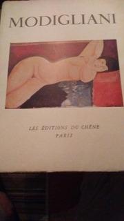 Modigliani Les Editions Du Chene