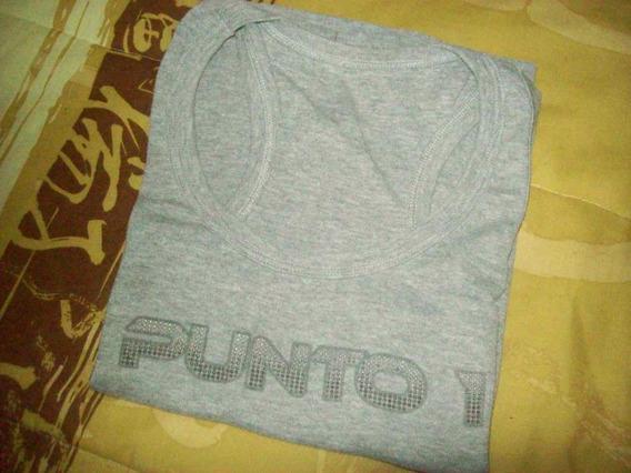 Musculosa Punto 1 Original