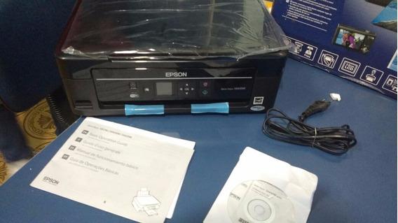 Epson Stylus Sx435w Small-in-one Com Wi-fi, Ecrã Lcd E Entra