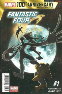 100th Anniversary Fantastic Four #1 De Marvel Mexico