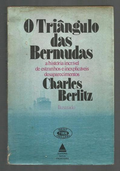 O Triângulo Das Bermudas - Charles Berlitz